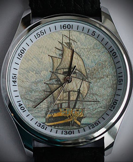 Scrimshaw Watches
