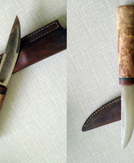 handmade Yakut knife of the northern peoples buy in Dimitrovgrad, Ulyanovsk