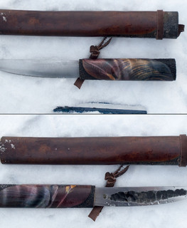 Yakut knife