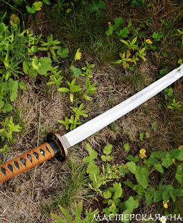 handemade long Japanese Katana Sword