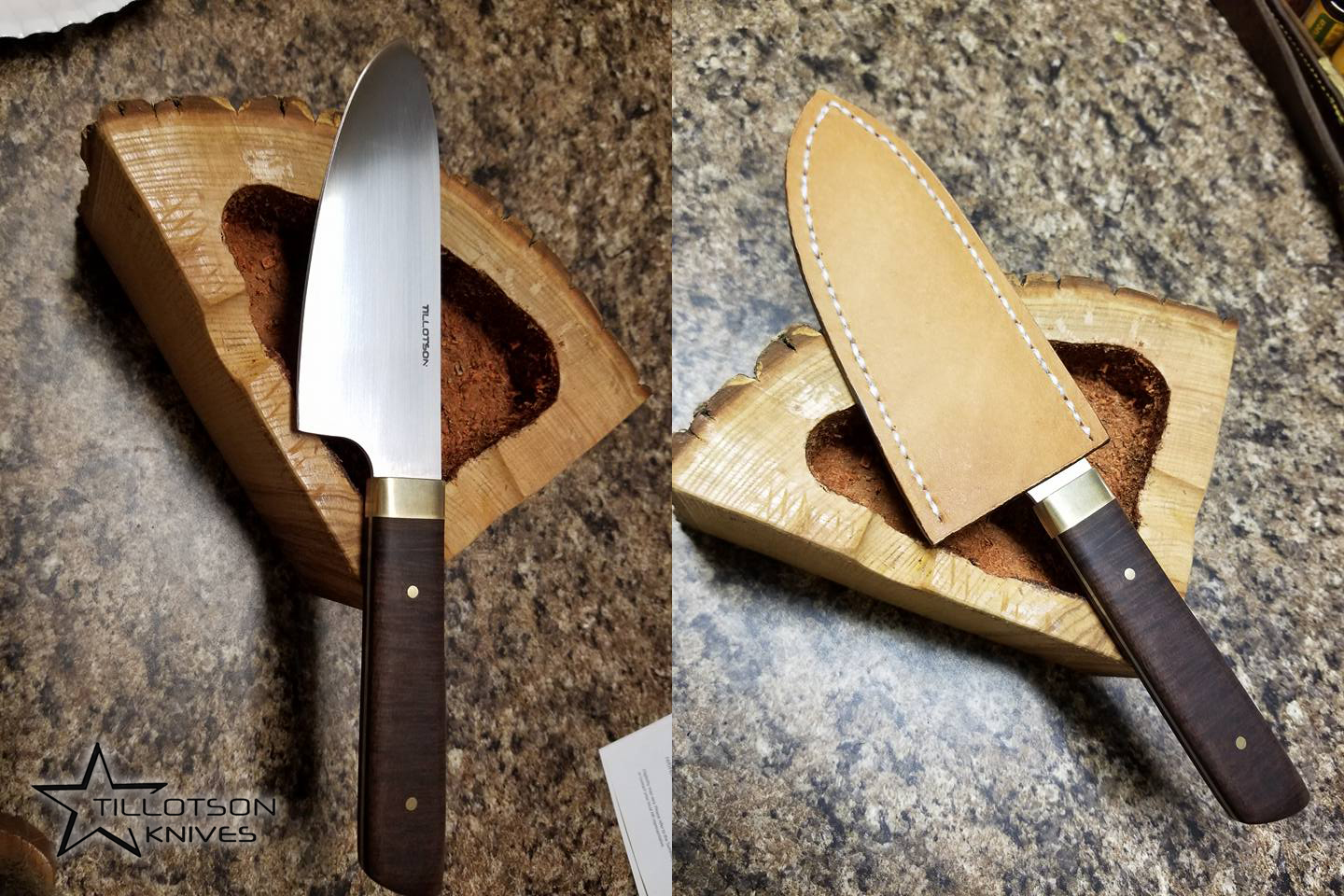 kitchen chef knife in Melissa, Texas