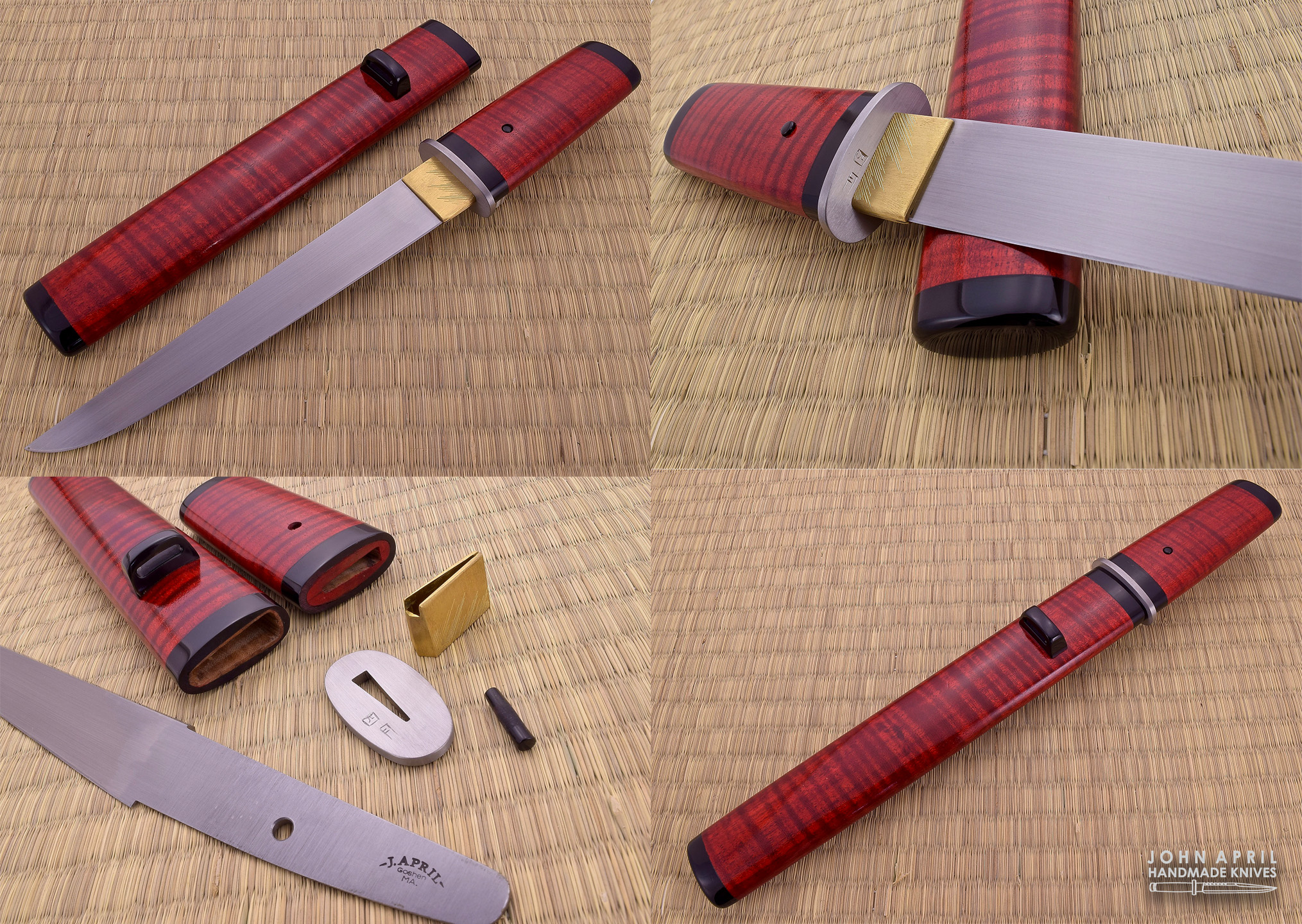 Japanese Tanto Knife