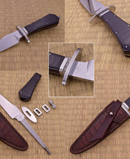Vest Pocket Bowie Knife